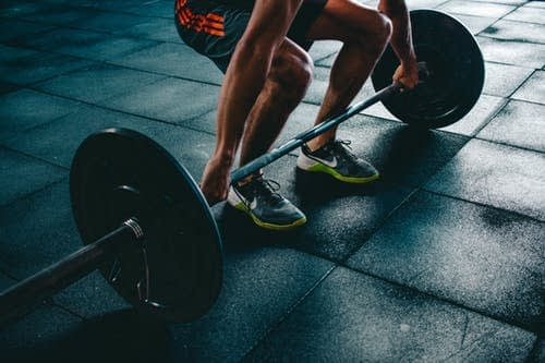 Healthy Diet and Routine Activities for Powerlifting